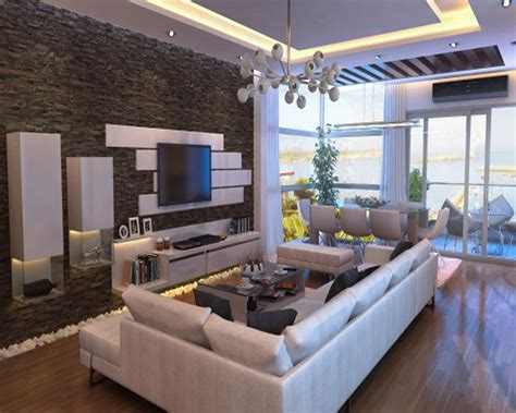 modern decor living room modern living room home decor dands