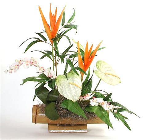 important tips for creating the best silk flower arranging