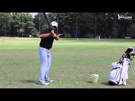 golf baseball swing baseball swing vs golf swing youtube