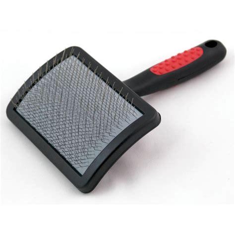 Sisir Hewan Dengan Pin Pet Slicker Brush With Coate 3 jenis sisir anjing dan kegunaan 107