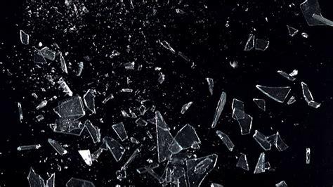 how to rejoin broken glass glass breaking broken pieces hd stock video footage