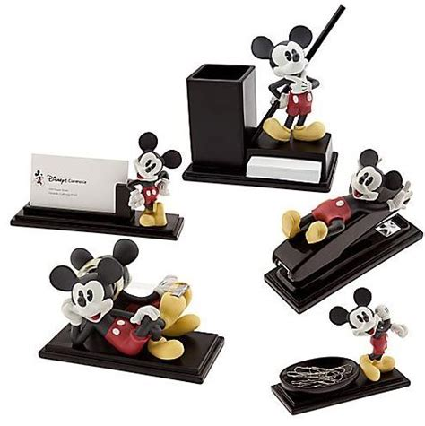 mickey mouse desk accessories best ideas about myszką mickey disneys mickey and mickey