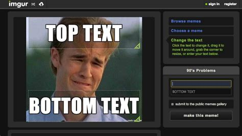 top meme generator tools  apps  create funny memes