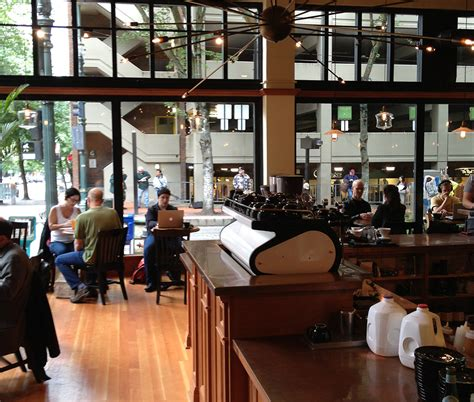 coffee shop design case study case study coffee downtown in portland or