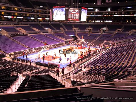 staples center section 206 where are seats 9 and 10 in section 205 row 7 at staples