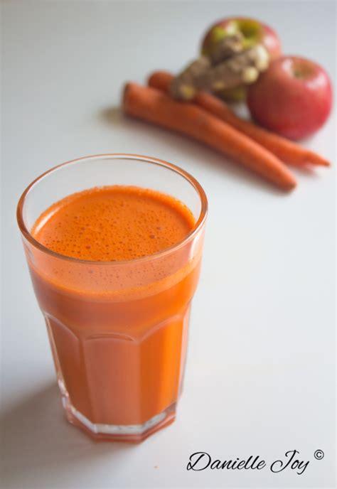 Blender Wortel wortel mango appel gember smoothie sap danielle