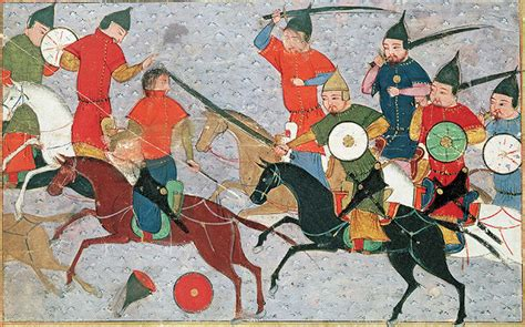 The Chronicle Ofjengis Khan genghis khan takes beijing history today