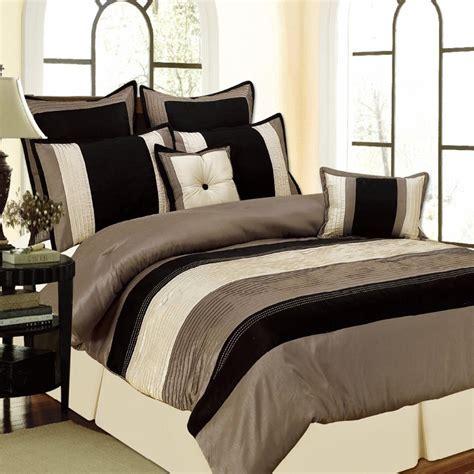 overstuffed comforters monarch oversize 8 piece comforter set 3 color options ebay
