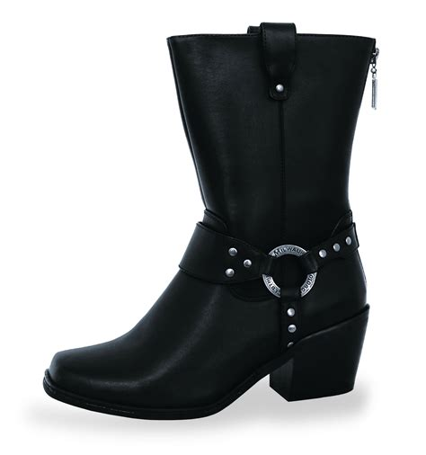 ladies short biker boots short motorcycle boots women images