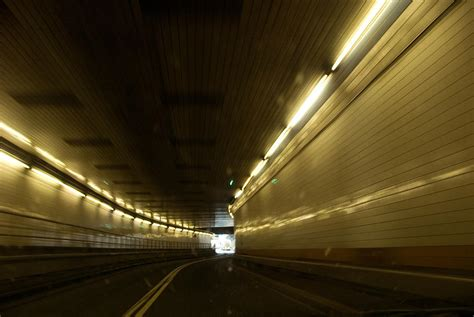 lincoln tunnel closed today the lincoln tunnel in new york city photograph by joel sartore
