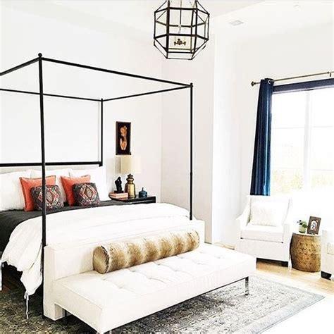 metal framed bed idea and bedroom inspiration kanler