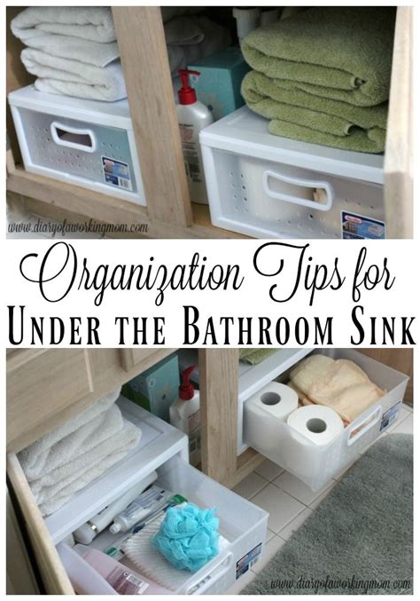 sink organization ideas bathroom sink organization ideas pixshark com