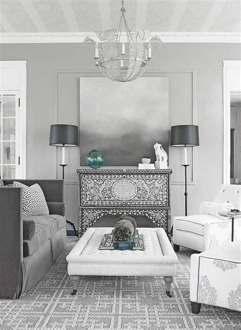 grey and white home decor 17 best images about all white room decor on pinterest