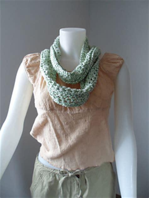 summer infinity scarf crochet pattern ravelry summer size crocheted infinity loop scarf pattern