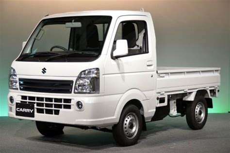 Suzuki Truck 2014 Suzuki Carry Based Maruti Y9t Up Truck To Be Sold