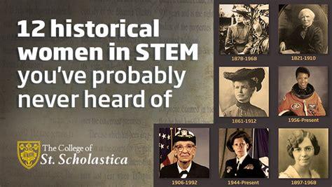 historical women  stem youve   heard