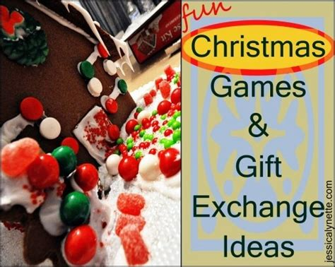 christmas games gift exchange ideas cookie swap ugly