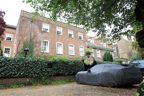 george michael houses george michael s ferrari outside his london home zimbio