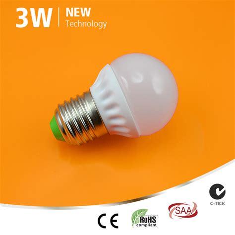 Lu Led Hannochs 3 Watt 3 watt led bulbs manufacturer supplier exporter