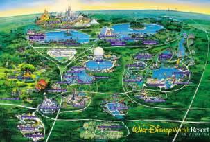 map of disneyworld florida where dreams come true the florida site