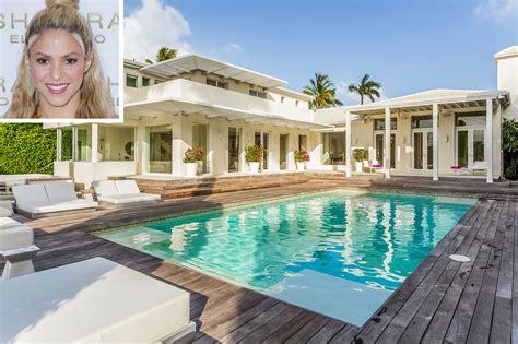 casa de shakira shakira s miami mansion for sale photos
