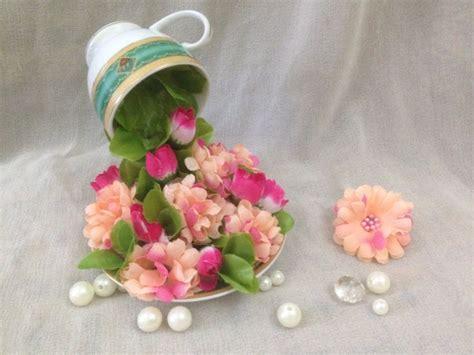 Tea Cups Decorations by Tea Cup Decor Corals