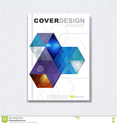 booklet cover layout design cover template brochure layout book cover for