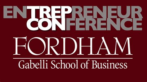 Fordham Mba Time by Nyc Entrepreneur Conference Hosted By Fordham