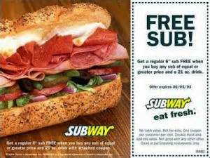 free printable subway coupons 2014 posted by untrack able at 5 24 pm