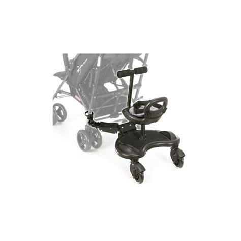 pedana per passeggino pedana da passeggino per secondo bambino con seduta