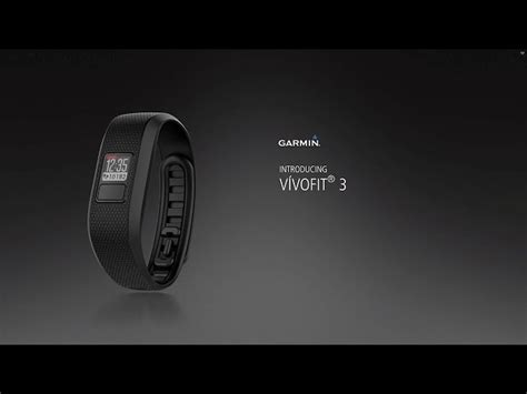reset vivofit step counter garmin vivofit 3 black activity tracker step counter sleep