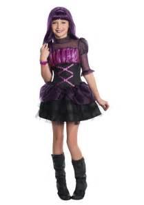 halloween monster high costumes monster high elissabat costume