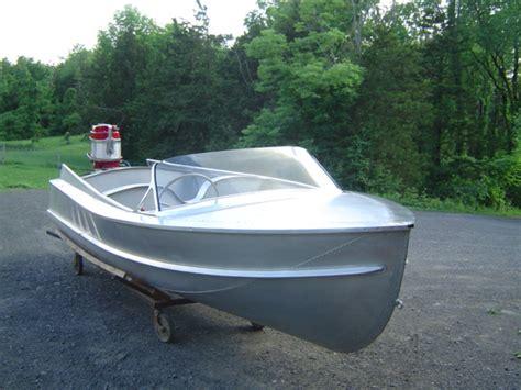 aluminum fishing boat makers cadillac boats
