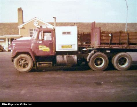 Indiana Custom Sleepers by Mike Kapustar Pre 1990 S International Truck Pictures