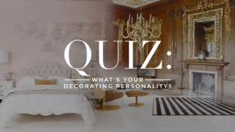 Home Design Quizzes Quiz What S Your Decorating Style Stylecaster