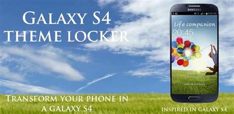 themes galaxy s4 go locker galaxy s4 theme v2 1 apk download free