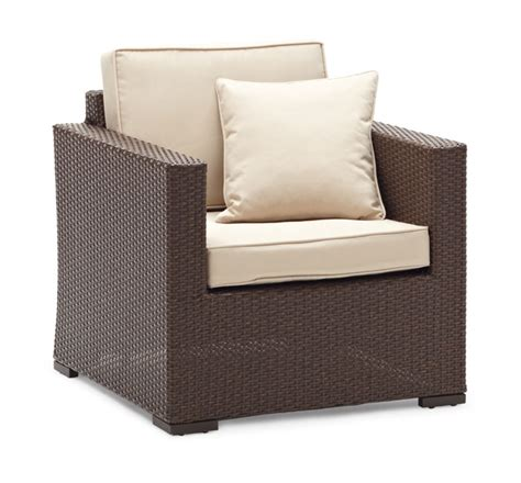strathwood patio furniture strathwood griffen all weather wicker chair brown patio furniture accessories