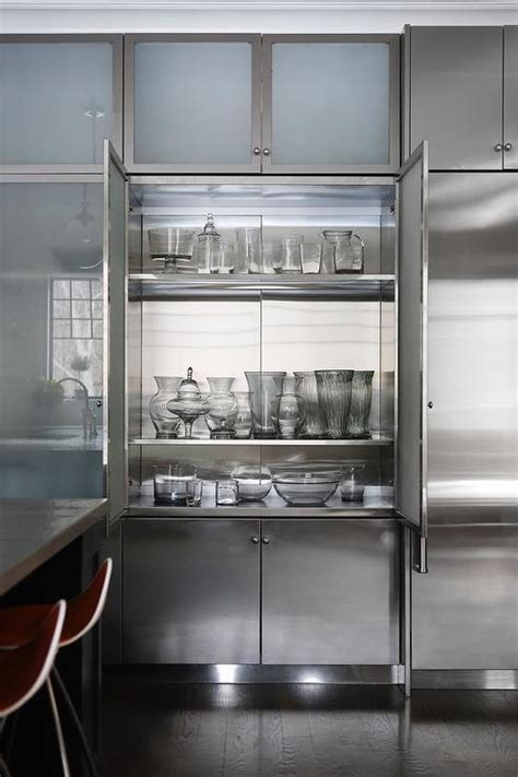 stainless steel kitchen furniture interior design inspiration photos by sage design