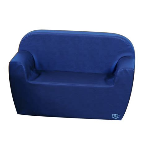 sofa seat height deep water preschool club sofa 10in seat height by
