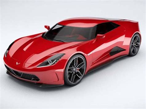 the corvette just a rumor mid engine corvette may soon become