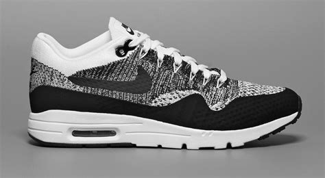 Nike Air Max 1 Ultra Flyknit Black look for this nike air max 1 ultra flyknit next week