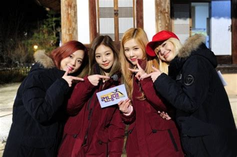 blackpink cast blackpink dances for song ji hyo and kim jong kook on