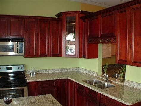 red kitchens with oak cabinets bloombety red kitchen color ideas with oak cabinets
