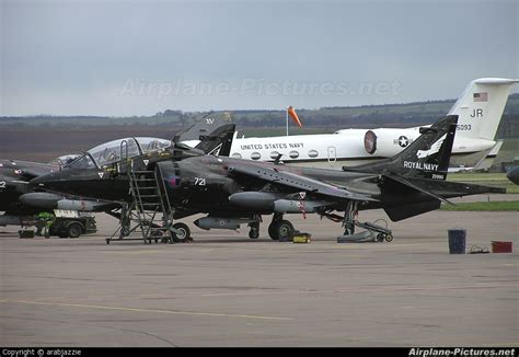 1611 Nta Bomber Rubiah Navy zd990 royal navy aerospace harrier t 8 at leuchars photo id 18635 airplane