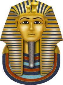 tutankhamun mask template golden mask king tut clip at clker vector clip