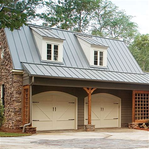 garage style homes find a charming wood garage door southern living