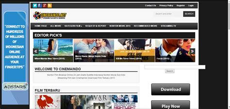 membuat website streaming film 5 website nonton film gratis artikel terlengkap