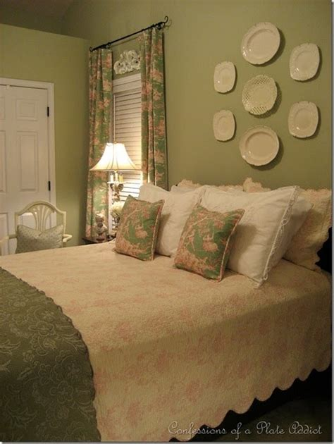 green and cream bedroom ideas green and cream bedroom comfy cozy cottages pinterest