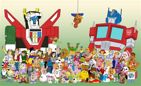 80s themes cartoons 10 forgotten cartoons from my childhood funk s house of