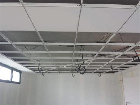Pose De Faux Plafond by Installation De Faux Plafonds Dans Vos Bureaux Dans Le